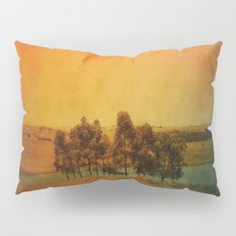 Solitude Colors Pillow Sham