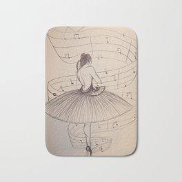 Dance Bath Mat