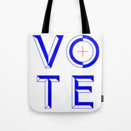 Vote Baby Vote 040316 Tote Bag