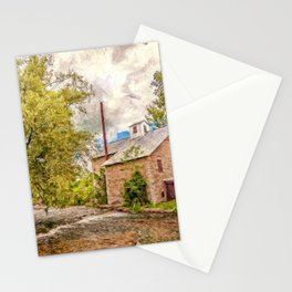 The Old Mill Stationery Cards