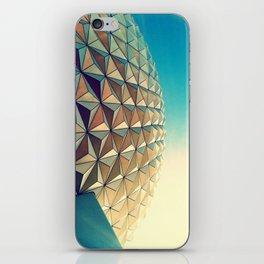 Epcot iPhone Skin