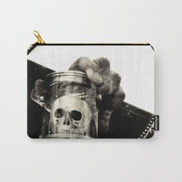 Confronting Death Carry-All Pouch