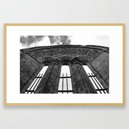 Kilfenora Church Framed Art Print
