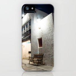 Amargosa Opera House, Death Valley Junction iPhone Case