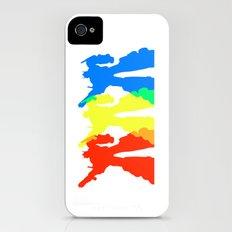 Optimus Prime Colors Slim Case iPhone (4, 4s)