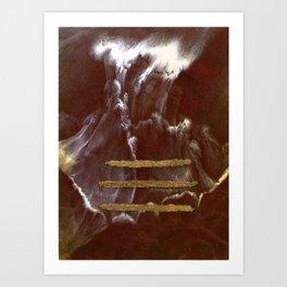 Landscape IV Art Print