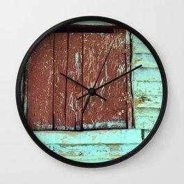 Tabla de palma 2 Wall Clock
