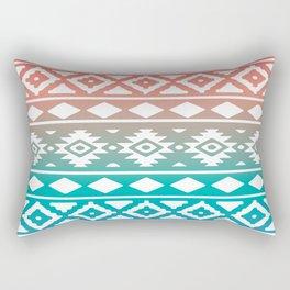 Aztec Pattern No. 10 Rectangular Pillow
