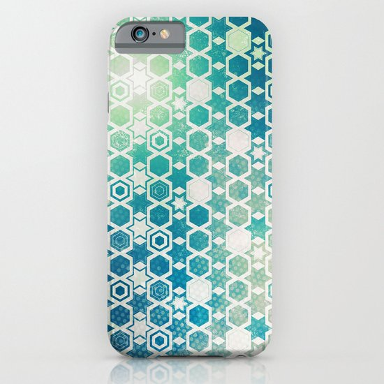 Stars Pattern #003 iPhone & iPod Case