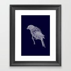 squawk 2 Framed Art Print