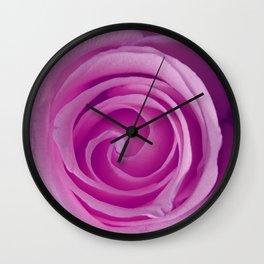 Rosen Grüße Wall Clock