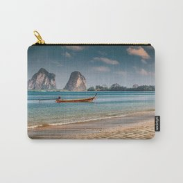Pak Meng Beach Thailand Carry-All Pouch