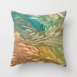 Consus Throw Pillow