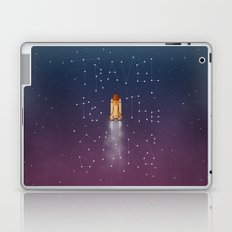 Travel to the Stars Laptop & iPad Skin