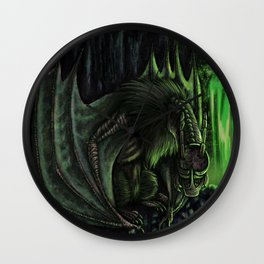 The Hybrid Wings Wall Clock