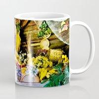 colombia Mugs featuring Colombia diverse. by Alejandra Triana Muñoz (Alejandra Sweet