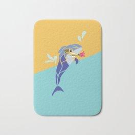 Aspiring Dolphin/Shark Bath Mat