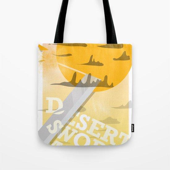 Desert Swordsman Tote Bag