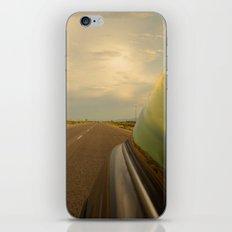 The Road Traveled iPhone & iPod Skin