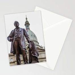 Michigan's War Time Governor Stationery Cards