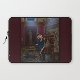 comfort before confession Laptop Sleeve
