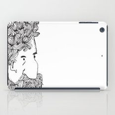 Bearded Man iPad Case
