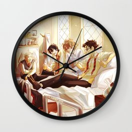 marauders2 Wall Clock