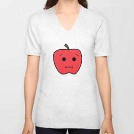 Apple Jack Unisex V-Neck
