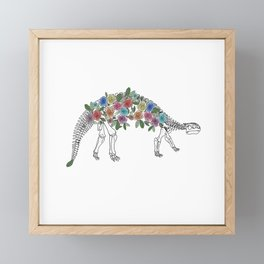 Ank-alyssum-osaurus Framed Mini Art Print