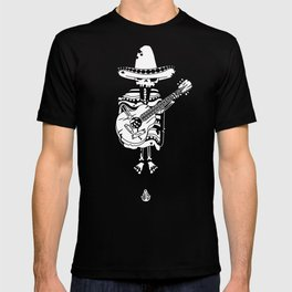 Guitar mariachi T-shirt