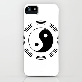 I Ching iPhone Case