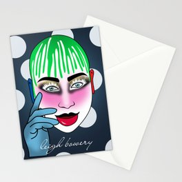 lee bowery Stationery Cards