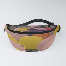 Seeing Dots Fanny Pack