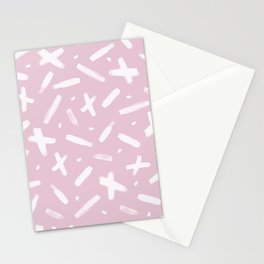 brushstrokes II Stationery Cards