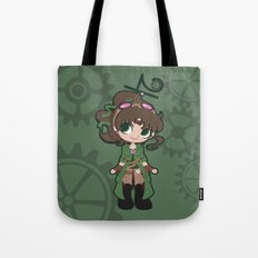 Steampunk Sailor Jupiter Tote Bag