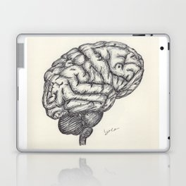 BALLPEN BRAIN 2 Laptop & iPad Skin