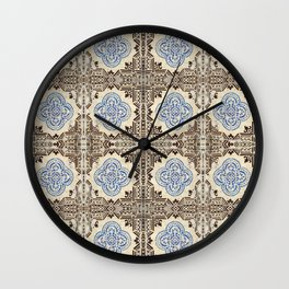 Lisboa 2 Wall Clock