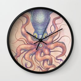 Dentatus septempod Wall Clock