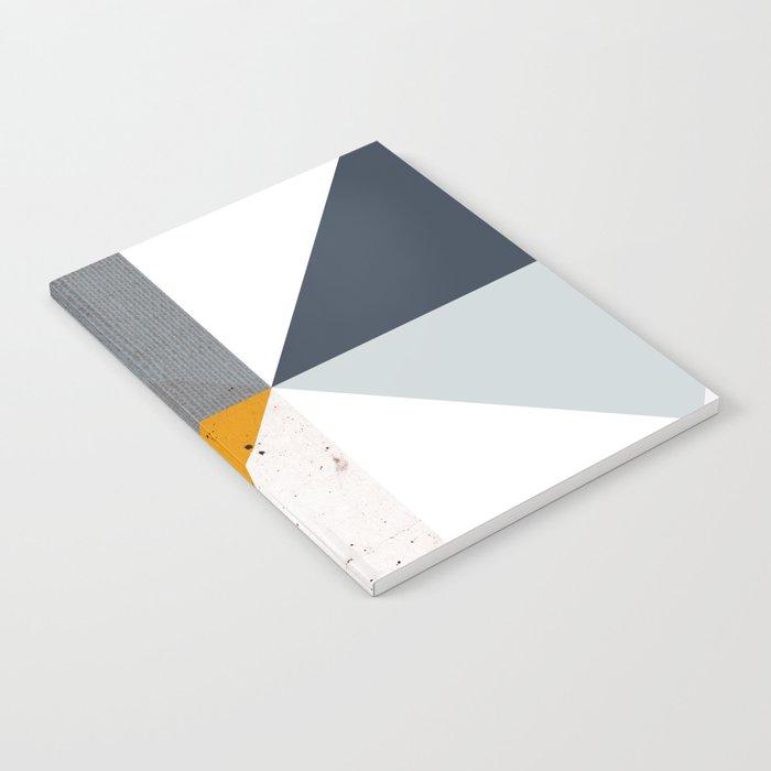 Modern Geometric 17/2 Notebook