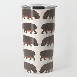 Hippo,hippo Travel Mug