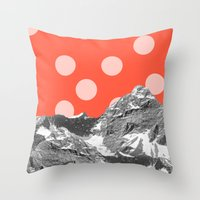 perfume Throw Pillows featuring Perfume by Tyler Spangler