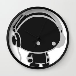 Disco man Wall Clock