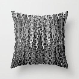 Tzuarovski Black Throw Pillow