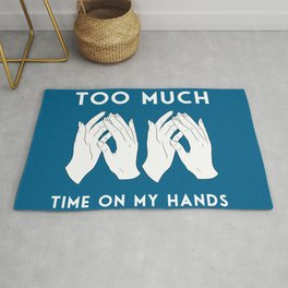Time On My Hands Rug