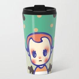 i need some courage Travel Mug