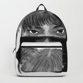 Hidden thoughts Backpack