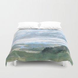 Landscapes in my mind Duvet Cover