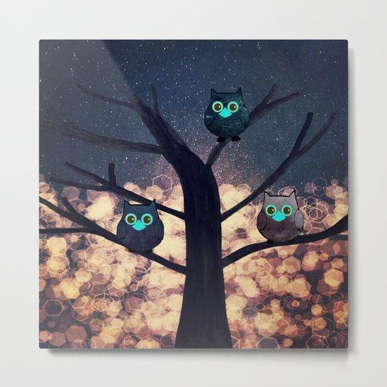 owl-450 Metal Print