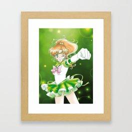 Eternal Sailor Jupiter Framed Art Print