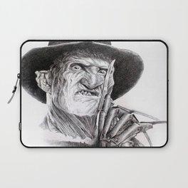 Freddy krueger nightmare on elm street Laptop Sleeve